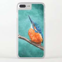 A Watchful Eye by Teresa Thompson Clear iPhone Case