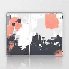 Abstract Paint Pattern 01 Laptop & iPad Skin