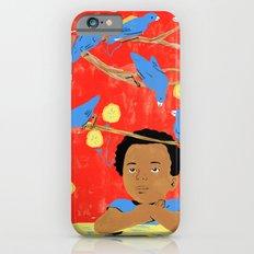 Blue Birds iPhone 6s Slim Case