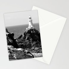 La Corbiere Lighthouse, Jersey. Stationery Cards