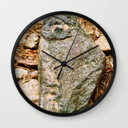 Soul of the Stone Wall Clock