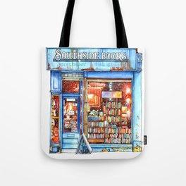 Edinburgh Bookstore Tote Bag