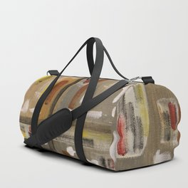 Colourful Chaos III Duffle Bag