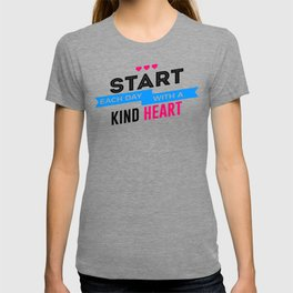 Kind Heart Compassion Humanity T-shirt