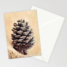 Pinecone Stationery Cards
