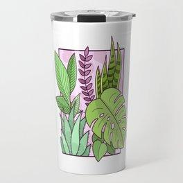 Framed Plants Travel Mug