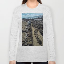 Gatakers Bay- Fraser Coast, Queensland Long Sleeve T-shirt