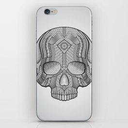 Skull - Custom iPhone Skin