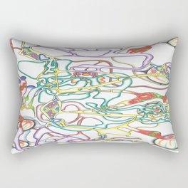 International DNA  Rectangular Pillow