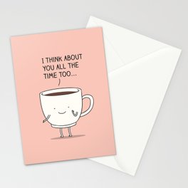 thinking of you... Stationery Cards