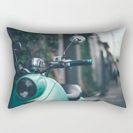 Lovely bike Rectangular Pillow
