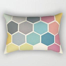 Honeycomb II Rectangular Pillow