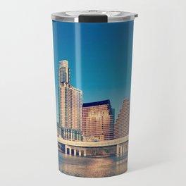 Downtown City Travel Mug