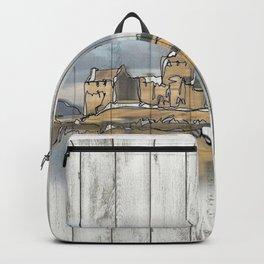 Eilean Donan Castle Backpack