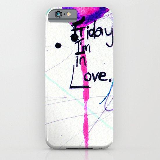 Friday iPhone & iPod Case