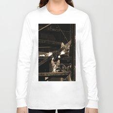 Back street Cats Long Sleeve T-shirt