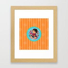 Jaxes Framed Art Print