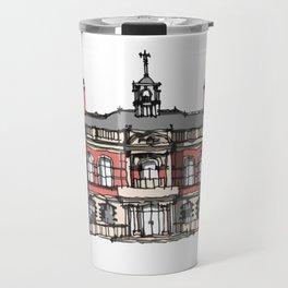Battersea Arts Center London Travel Mug