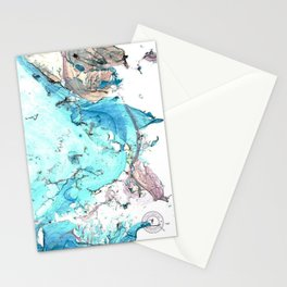 A Fractured Sea Stationery Cards
