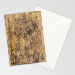 Ironworks of Old Stationery Cards