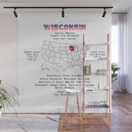 Wisconsin Wall Mural
