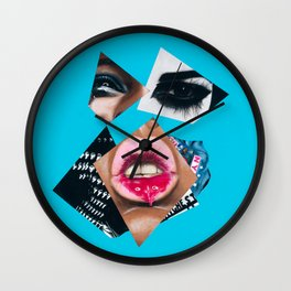 Illustrious Ratchet Wall Clock