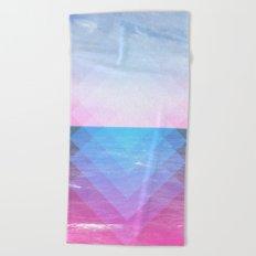 Sea Diamonds Beach Towel