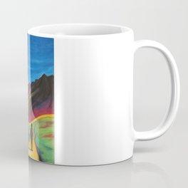 Mendoza walking Coffee Mug