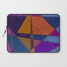 Abstract #435 Laptop Sleeve