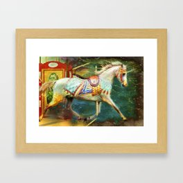 The Breakaway Framed Art Print