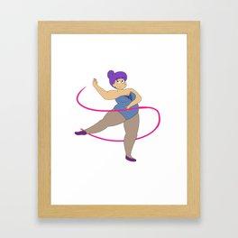 Hope X Framed Art Print