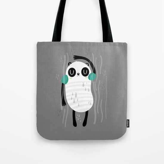 Contra corriente Tote Bag