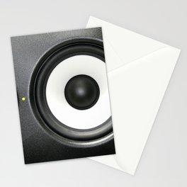 Loudspeaker Stationery Cards