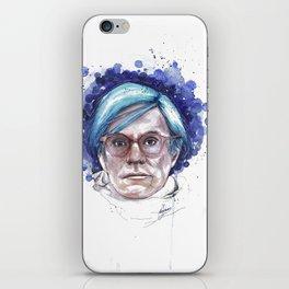 Andrew Warhola iPhone Skin