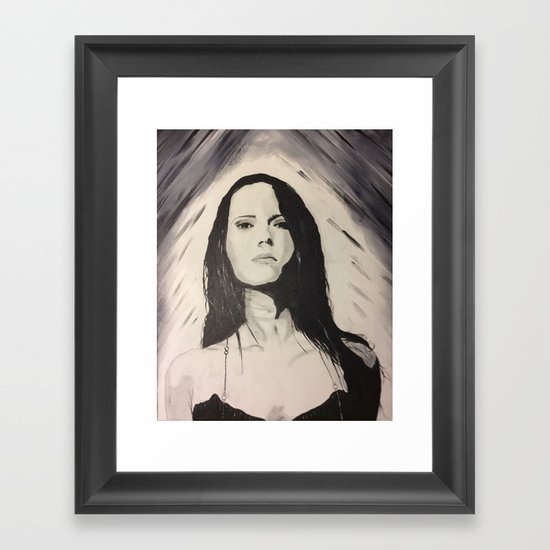 Ashes for Ande Framed Art Print