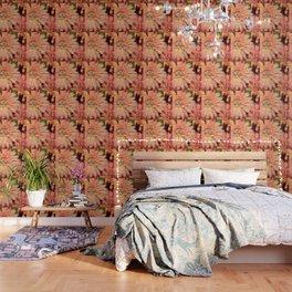Gerbera Daisy Abstract Wallpaper