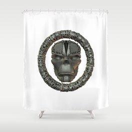 Hogoth .. gothic fantasy Shower Curtain