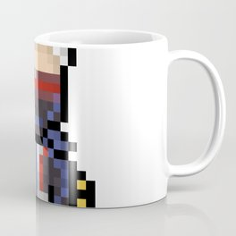 soldier 76 16-bit Coffee Mug