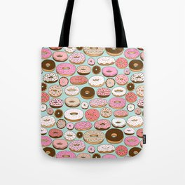 Donut Wonderland Tote Bag