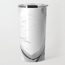 Butt with Strech Marks Travel Mug