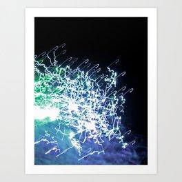 Another galaxy Art Print