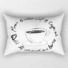My Mood Rectangular Pillow