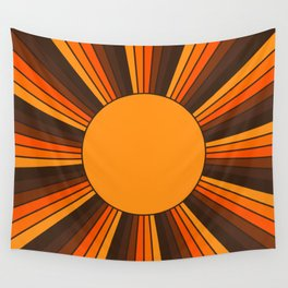 Golden Sunshine State Wall Tapestry