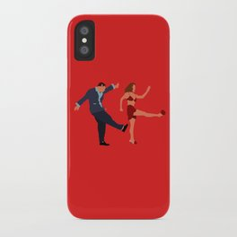I'll never tell iPhone Case