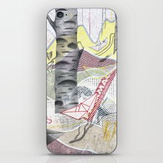 Stay the Course iPhone Skin