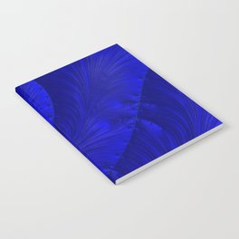 Renaissance Blue Notebook