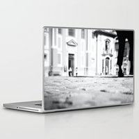 focus Laptop & iPad Skins featuring Focus  by Mich Li