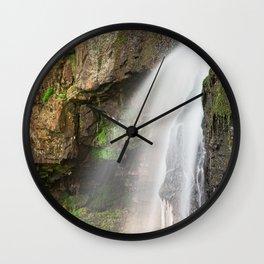 Dutchman Falls Wall Clock
