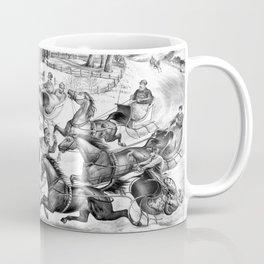A Brush for the Lead Coffee Mug
