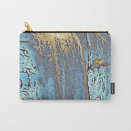 """series waterfall """"Cachoeira Grande"""" III Carry-All Pouch"""